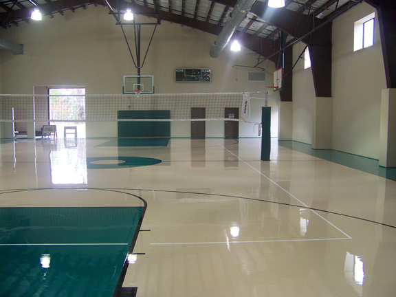 Tulsa Home Remodeling Rigid Global Buildings Institutional Gymnasium