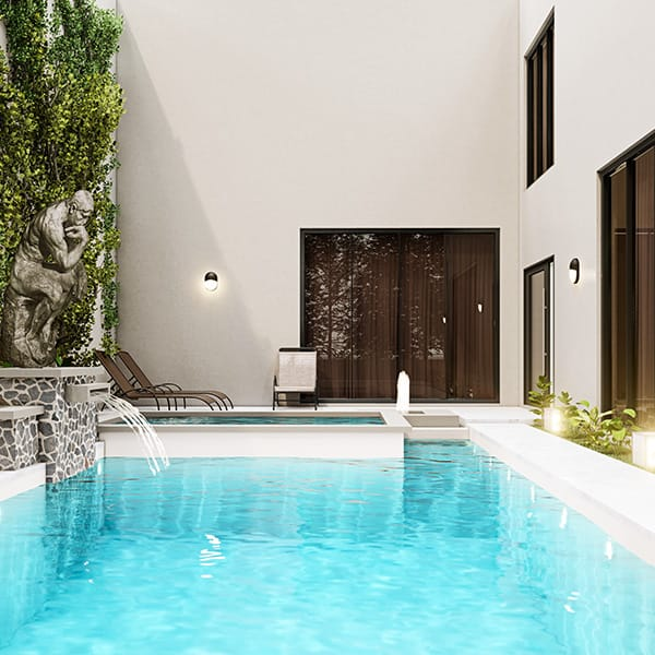 Tulsa Home Remodeling In Ground Pools 1